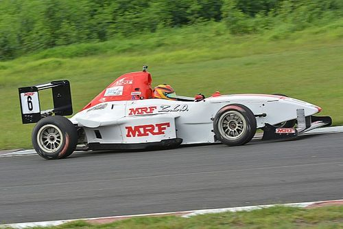 Chennai MRF F1600: Sandeep holds off Reddy for fine win