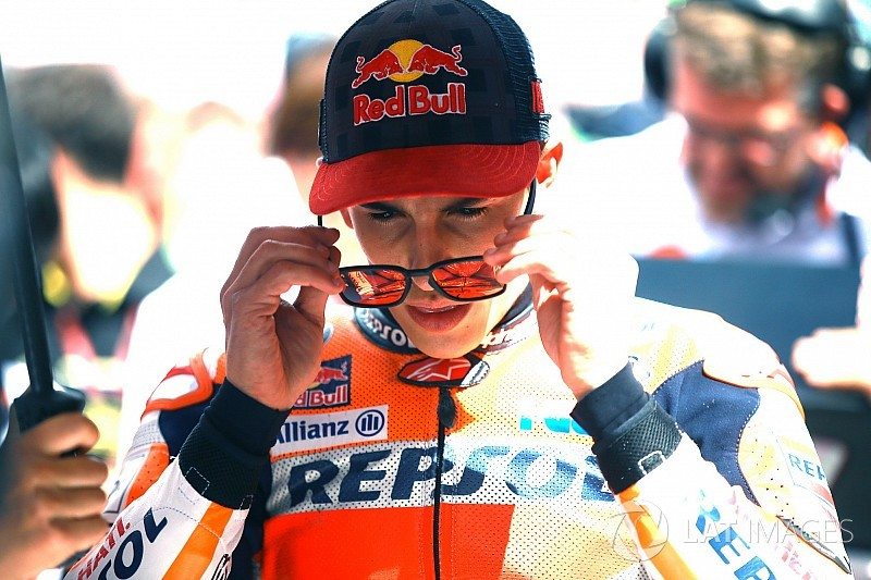 """Marquez: """"A Silverstone sarà dura. Gli avversari saranno forti"""""""