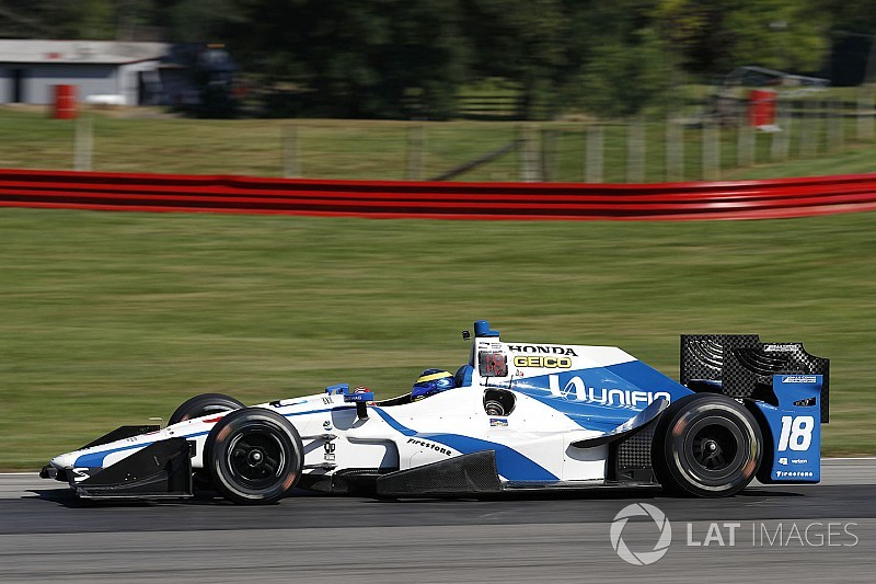Dois meses após acidente, Bourdais volta a pilotar carro da Indy