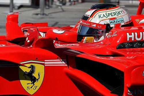 Az olaszok fiatalja szerint Ferrarit vezetni sosem mindennapi dolog