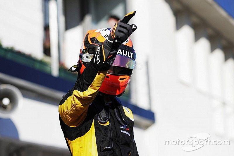 Le point GP3 - Aitken et Alesi s'imposent