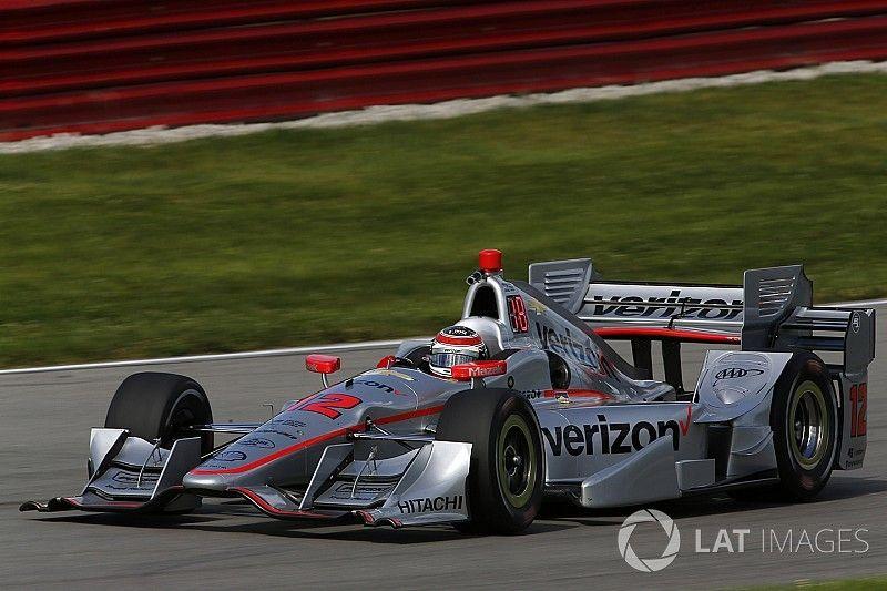 Will Power centra la pole position nelle qualifiche di Mid-Ohio
