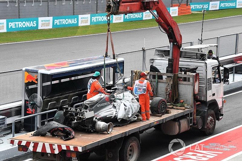 """Grosjean-Crash: Formel-1-Fahrer nennen Gullydeckel """"beängstigend"""""""