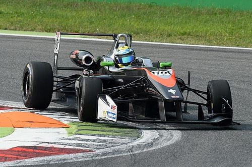 Harrison Scott seals Euroformula Open title at Monza