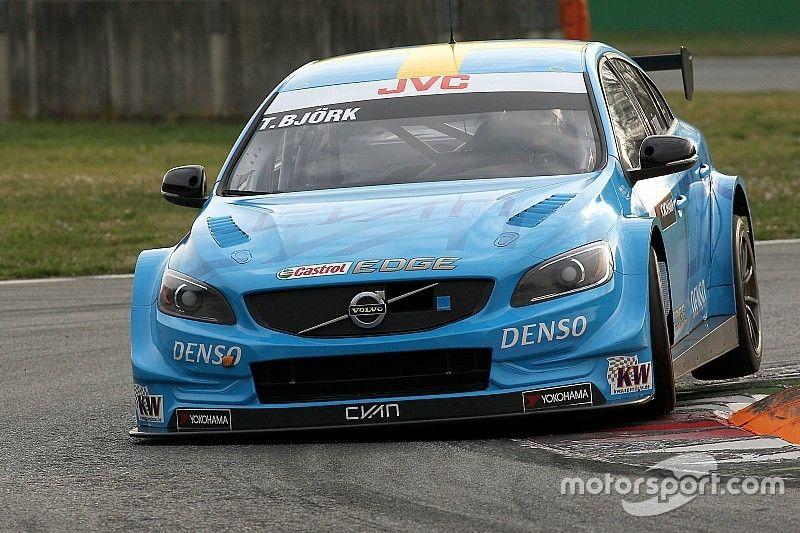 WTCC in Monza: Volvo erstmals auf Pole-Position