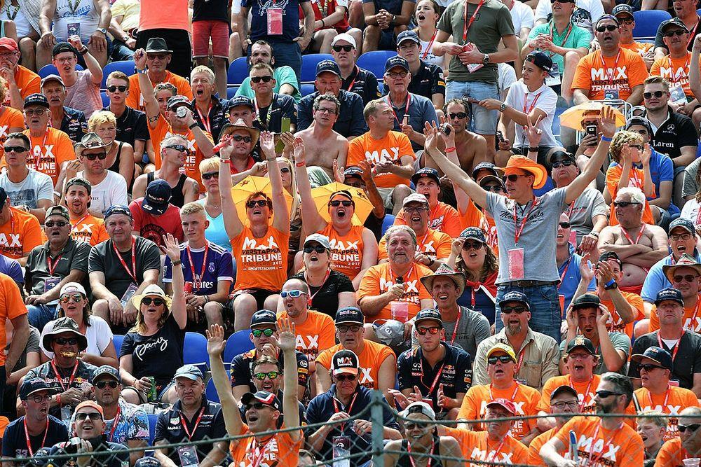 Hollanda GP, 105 bin taraftar ağırlama planıyla devam ediyor