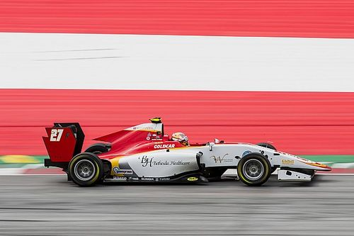 Red Bull Ring GP3: Hyman scores lights-to-flag maiden win