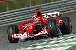 Formula 1 Analisi Le mitiche Ferrari di F.1: F2003-GA la Rossa dedicata a Gianni Agnelli