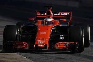 F1-Test 2017: Erneuter Defekt am McLaren zwingt Honda zu Motorwechsel