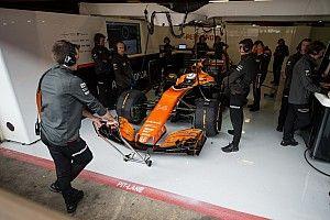 【F1】ホンダ、テスト2日目に新PU投入「重要なデータを得られた」