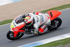 Dalla Porta takes charge for Mahindra on Day 2 in Moto3 test