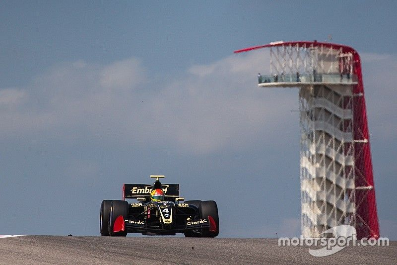 Fittipaldi column: Austin brake failure complicates title push