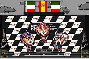 Vídeo: el GP de San Marino 2017 de MotoGP, por MiniBikers