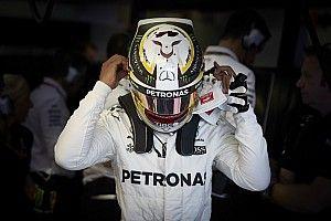 """Lewis Hamilton élu """"Pilote du Jour"""" du GP de Singapour 2017"""