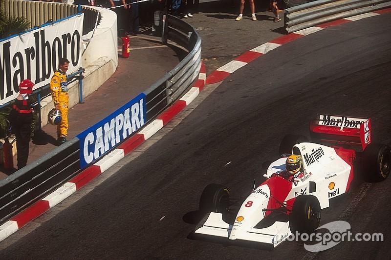 GALERÍA: las seis victorias de Senna en Mónaco