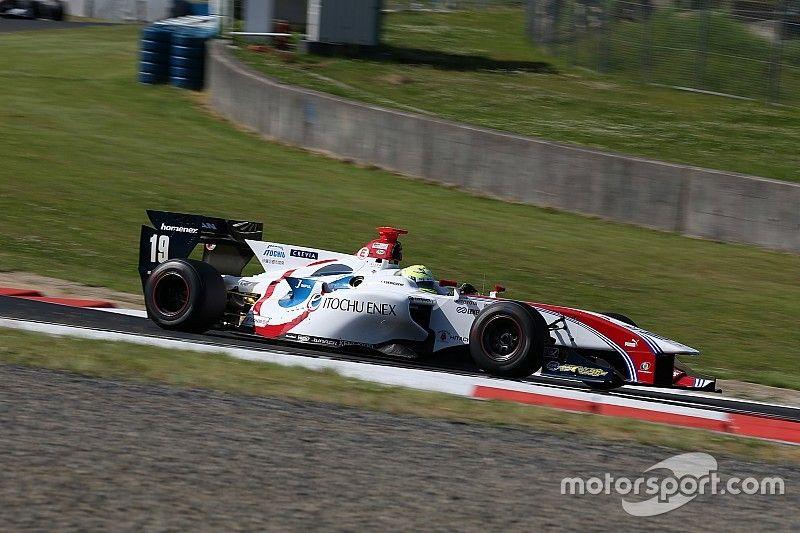 Секигучи выиграл третью гонку Суперформулы, Гасли седьмой
