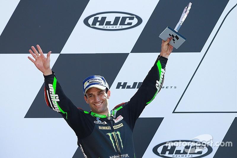 Zarco teringat Qatar ketika memimpin di Le Mans