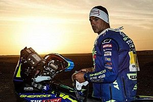 Rally of Morocco: TVS Sherco's Pedrero takes strong fifth place finish