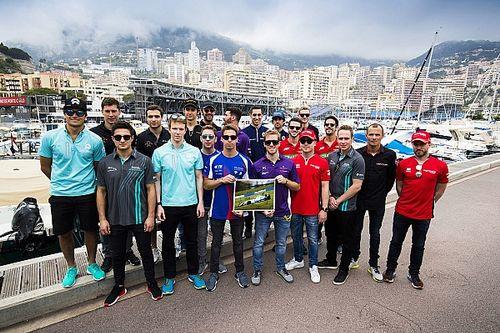 Pilotos da F-E organizam corrida de kart para ajudar Monger