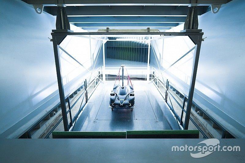 Así es el camino para competir en Le Mans del Toyota TS050 Hybrid