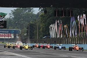 Formula 4 SEA Breaking news Kendala logistik, F4 SEA Sentul dibatalkan