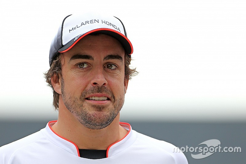 Alonso downplays suggestions of impending WEC switch