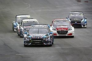 World Rallycross set to add electric cars in future