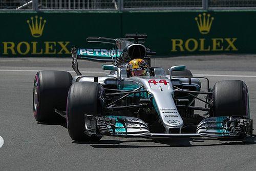 Formel 1 2017 in Montreal: Hamilton führt Mercedes-Doppelerfolg an
