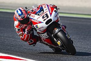 MotoGP Prove libere Assen, Libere 1: Petrucci al top con la Ducati dopo la bandiera rossa
