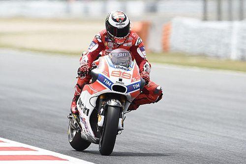 """Lorenzo: """"La Ducati inizia a dare piccoli segnali importanti"""""""