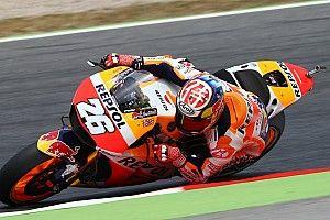 【MotoGP】カタルニア予選:ペドロサ母国PP獲得。マルケス2度転倒