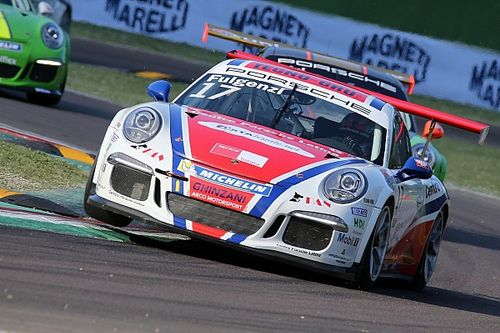 Carrera Cup Italia, Imola: Fulgenzi si riscatta in gara 2
