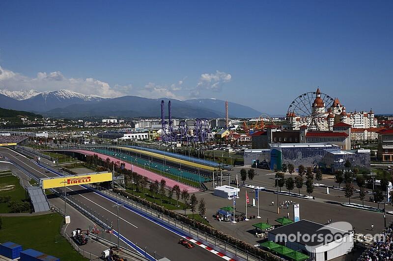 F1 em parque olímpico e invencibilidade da Mercedes: as curiosidades do GP da Rússia