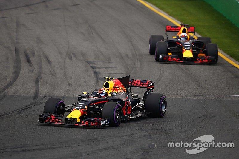 El duelo entre compañeros en clasificación - GP de Australia