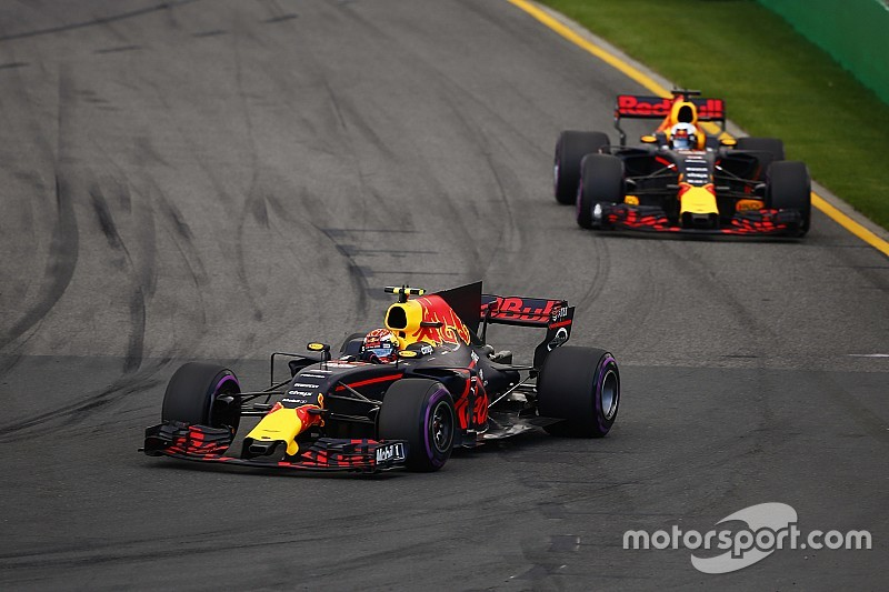 В Австрії Red Bull зможе змагатися за перемогу — Марко