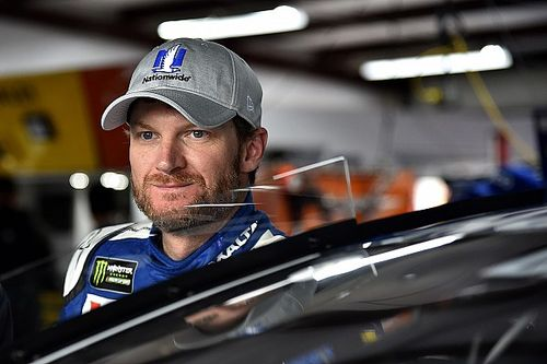 Dale Jr.'s biggest competition as he pursues seventh Talladega win