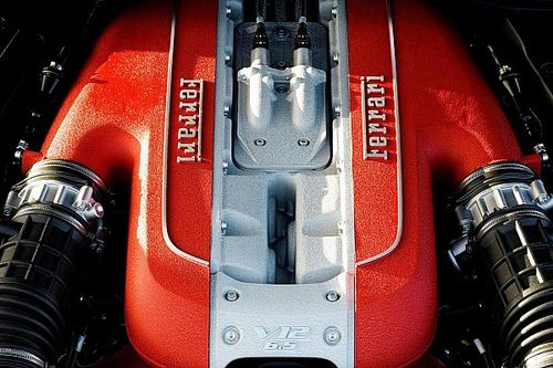Marchionne rules out turbos for Ferrari V12 engines