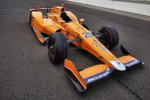 Livestream: Fernando Alonso testet für das Indy 500 in Indianapolis