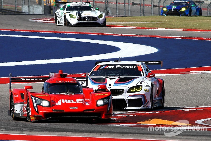 Austin IMSA: Action Express scores 1-2 in final practice