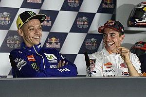 """Marquez: """"Vorrei fare pace con Valentino, non ho alcun tipo di problema con lui"""""""