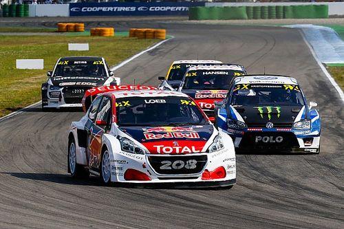 Hockenheim WRX: Loeb leads on opening day