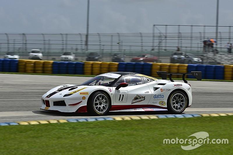 Ludwig se adjudica el título de la Ferrari Challenge Norteamérica