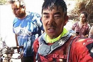 任贤齐受伤退赛 毛瑞金夺UTV组SS2赛段冠军