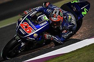 MotoGP Qatar: Vinales tercepat di FP1, Rossi kesembilan