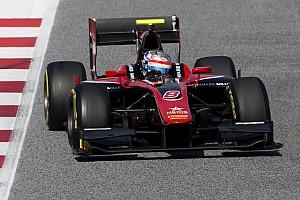 FIA F2 Test Test Barcellona, Day 2: ART mantiene la vetta con Albon