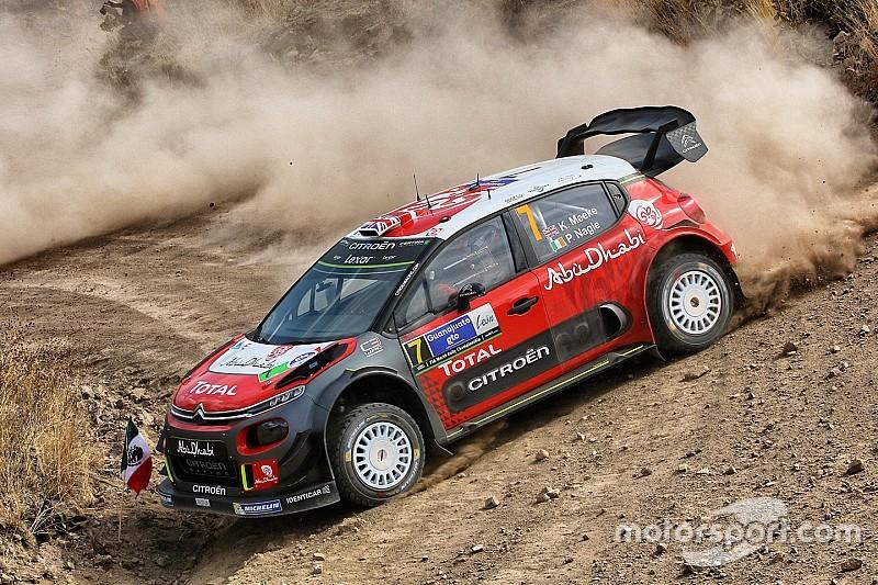 【WRC】メキシコ3日目:ラトバラ6位。トラブル解消し最終日に臨む