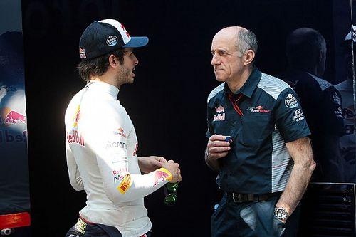 "Tost crê que dupla da Toro Rosso ""tem grande futuro"" na F1"