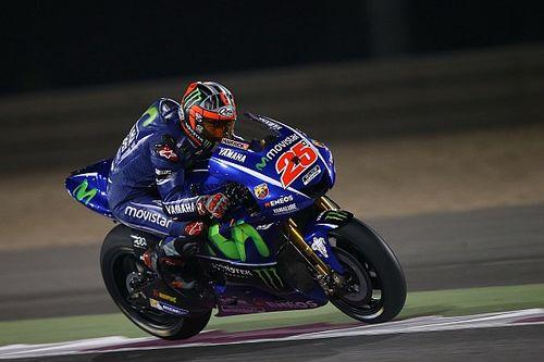 MotoGP Katar: İlk seansın lideri Vinales!