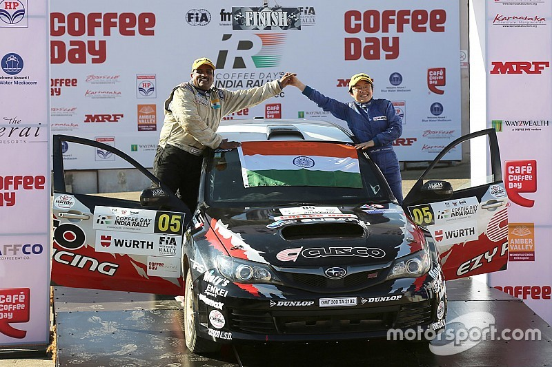 Takale pleased to achieve dream of IRC win and APRC podium on home turf