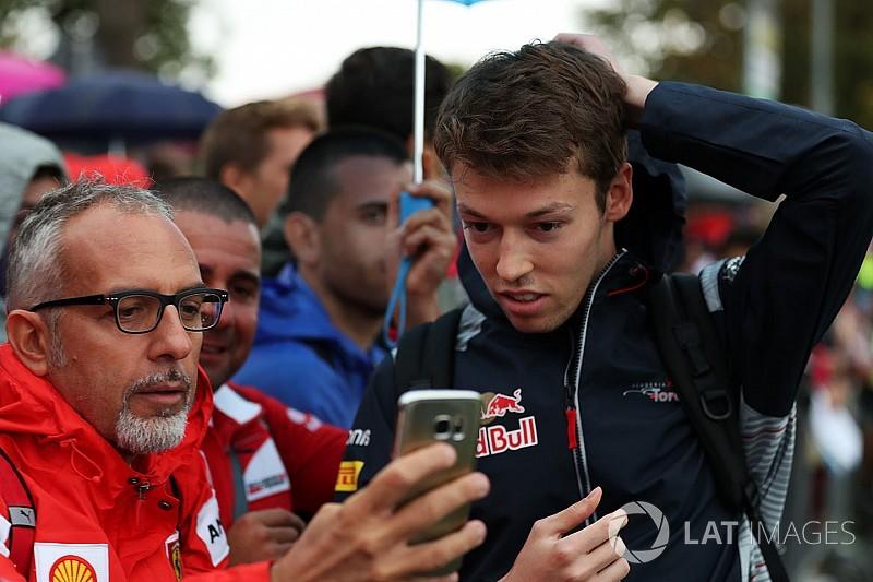 Kvyat csatlakozhat Vettel és Räikkönen mellé a Ferrarihoz